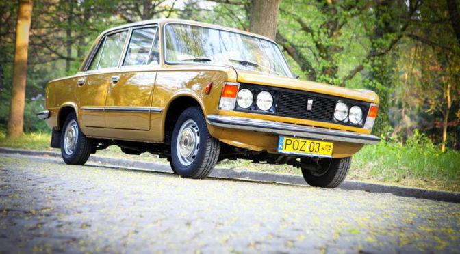 Polski Fiat 125p 1974 – 39900PLN – Swarzędz