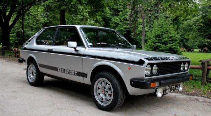 Fiat 128 Sport 3p 1979 – 50000PLN – Warszawa