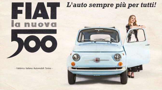 Fiat 500 F 1967 – 59990PLN – Gdańsk