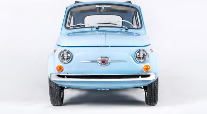 Fiat 500 F 1967 – 59000PLN – Poznań