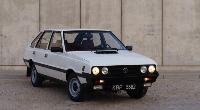 FSO Polonez 1989 – 33000PLN – Poznań