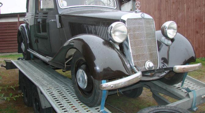 Mercedes 170 Va W136 IV 1950 – 39800PLN – Poznań