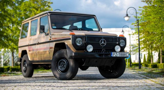 Mercedes 230 GE W460 1985 – 79900PLN – Poznań