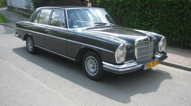 Mercedes 280S W108 1969 – 80000PLN – Jelenia Góra