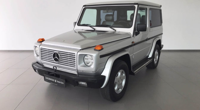 Mercedes G 320 W463 1995 – SPRZEDANY