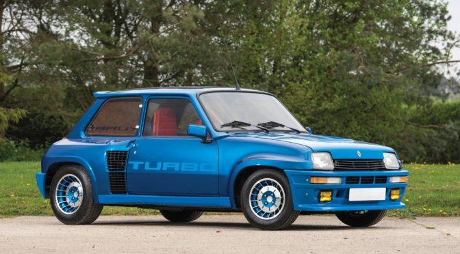 Renault 5 Turbo 1 1980 – SPRZEDANE