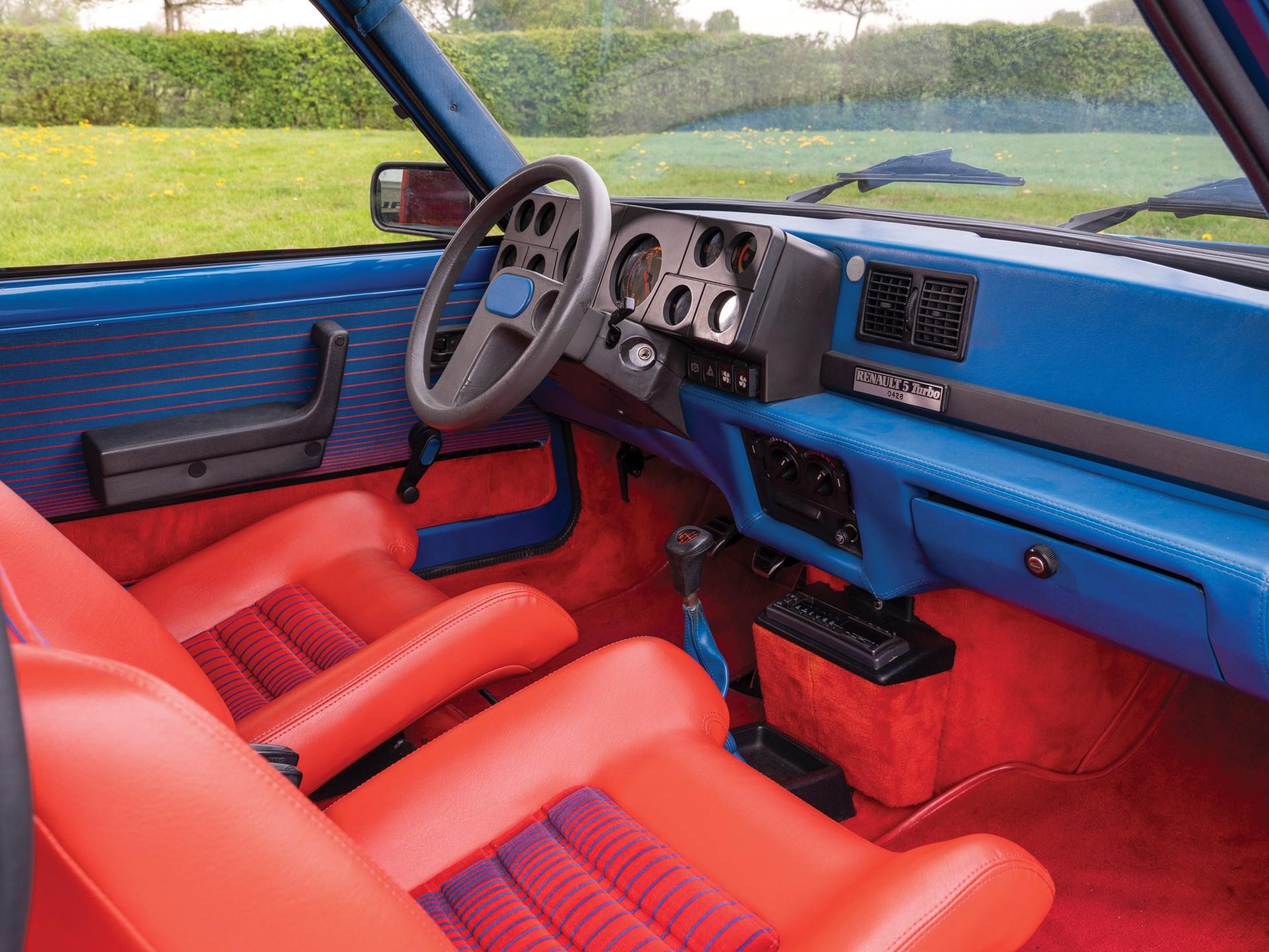 Renault 5 Turbo 1 1980 - Sprzedane