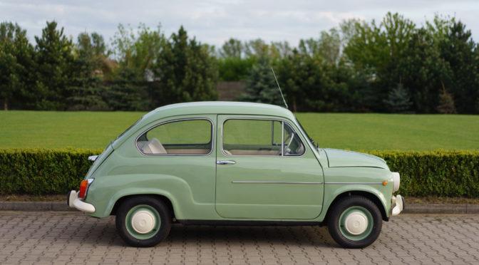 Seat 600E 1970 – SPRZEDANY