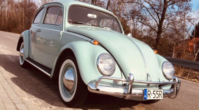 Volkswagen Garbus 1964 – 69000PLN – Boguchwała