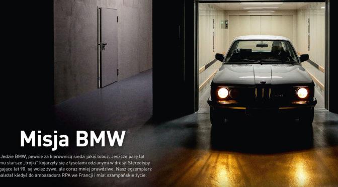 BMW 320 6/A E21 1982 – 89000PLN – Poznań