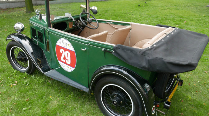 Austin 7 Tourer 1933 – 77000PLN – Częstochowa