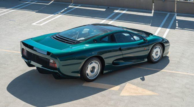 Jaguar XJ220 1993 – SPRZEDANY