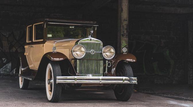 LaSalle 328 Town Sedan 1929 – 172000 PLN – Warszawa