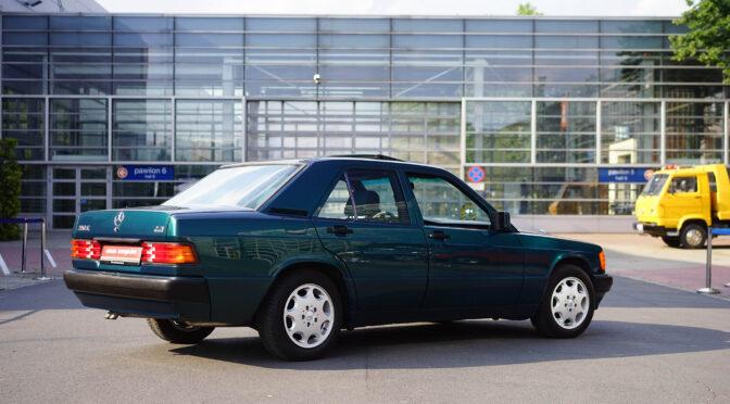Mercedes 190E Primavera W201 1993 – 34000PLN – Poznań