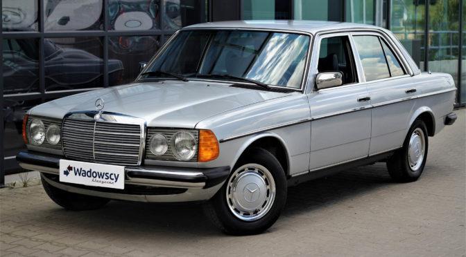 Mercedes 230 W123 1978 – 56000PLN – Gaj