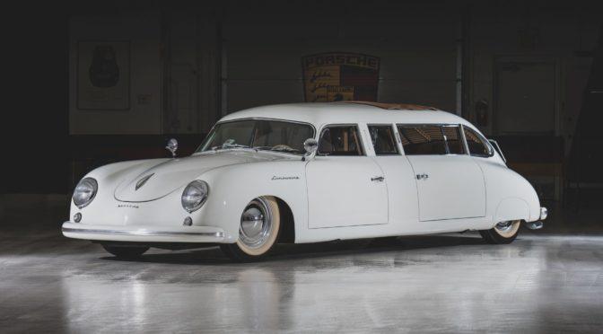 Porsche 356 Limousine 1953 – USA