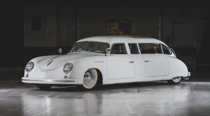 Porsche 356 Limousine 1953 – SPRZEDANE