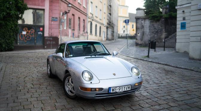 Porsche 911 Carrera 993 1995 – SPRZEDANE