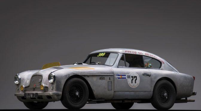 Aston Martin DB2/4 Mk II 1957 – SPRZEDANY
