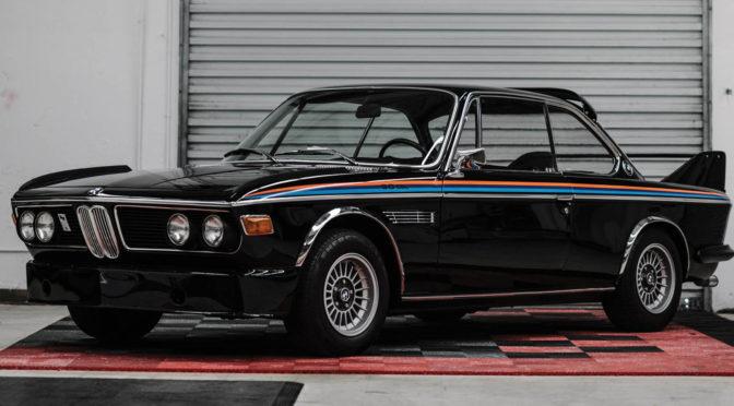 BMW 3.0 CSL 1972 – SPRZEDANE