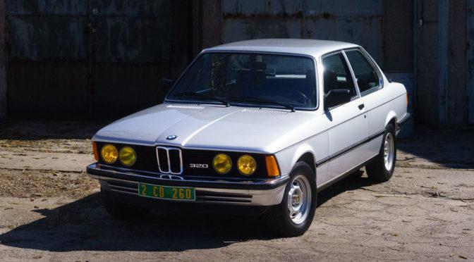 BMW 320 6/A E21 1982 – SPRZEDANE