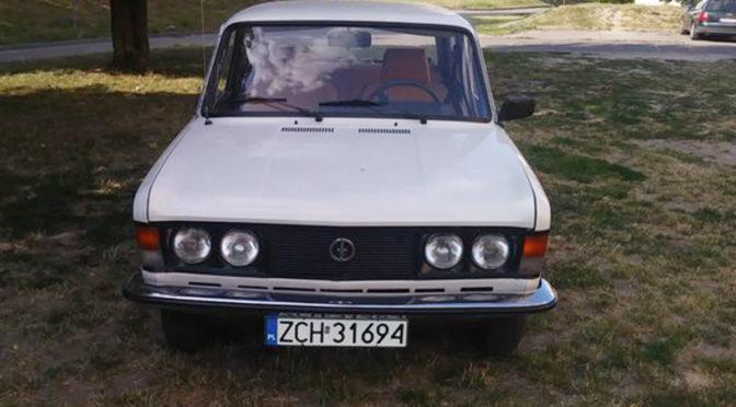 FSO 125p 1989 – 15500PLN – Choszczno