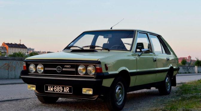 FSO Polski 1500X 1983 – 35000PLN – Kraków