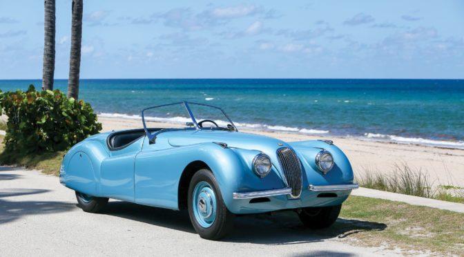 Jaguar XK 120 Roadster 1949 – USA