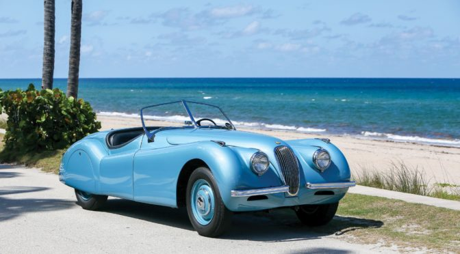 Jaguar XK 120 Roadster 1949 – SPRZEDANY