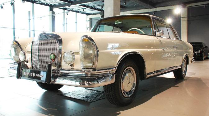 Mercedes 220 SEb Coupe W111 1964 – 149000PLN – Poznań