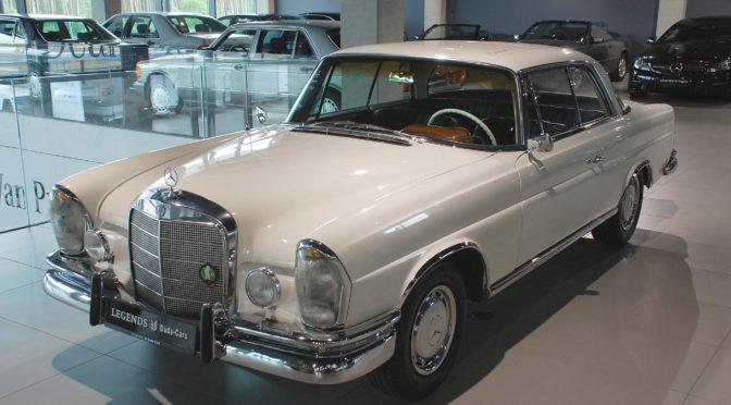 Mercedes 220 SEb Coupe W111 1964 – 139000PLN – Poznań