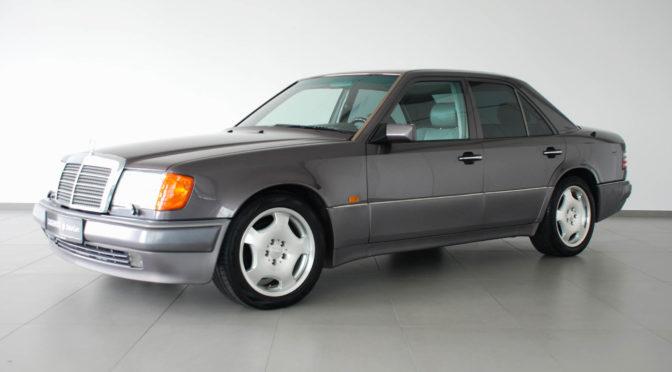 Mercedes 500E W124 1991 – 129000PLN – Poznań