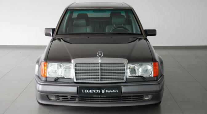 Mercedes 500E W124 1991 – SPRZEDANY