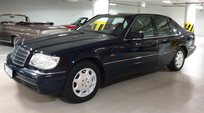 Mercedes S 320 W140 1996 – 42900PLN – Warszawa