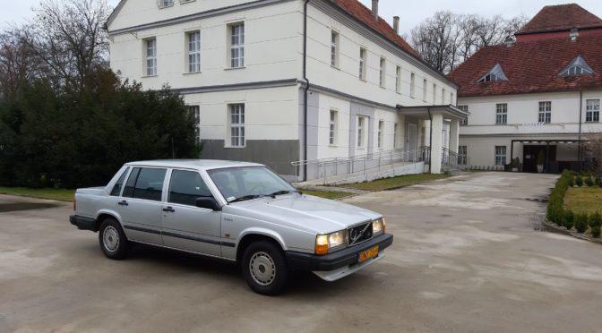 Volvo 740 1987 – 23000PLN – Skorochów