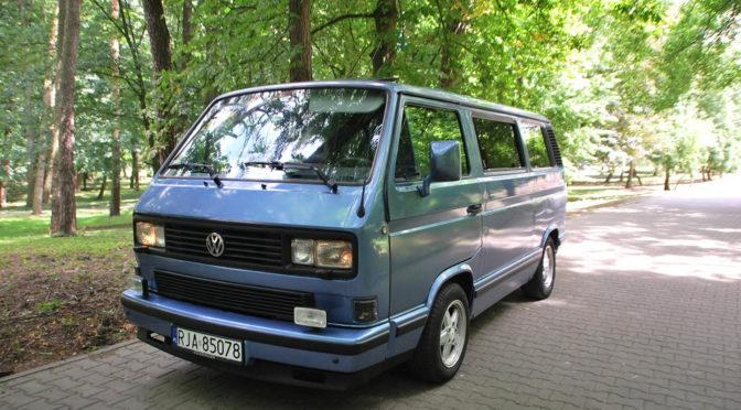 Volkswagen T3 Multivan Hannover Edition 1989 – 34800PLN – Jarosław