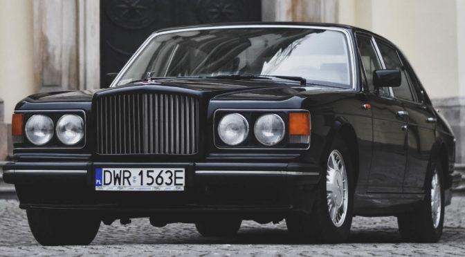 Bentley Turbo R 1991 – 69900PLN – Sobótka