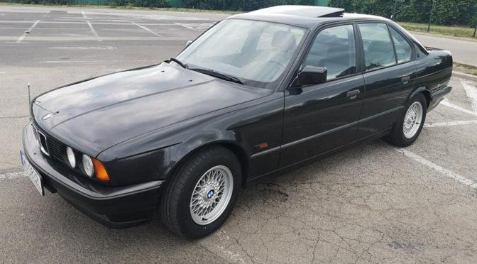 BMW 535iA E34 1991 – SPRZEDANE