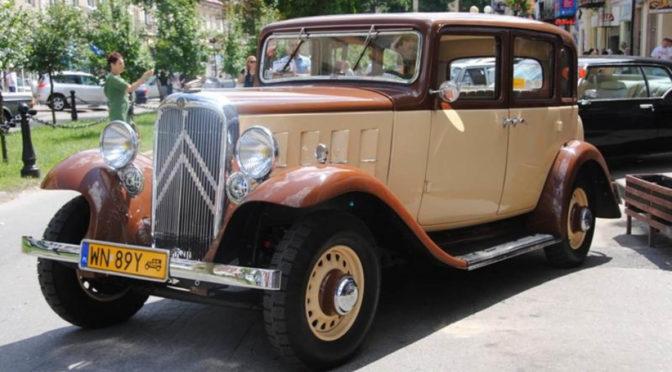 Citroen Rosalie 10CV 1933 – 129000PLN – Warszawa