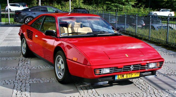 Ferrari Mondial 3.2 1988 – SPRZEDANE