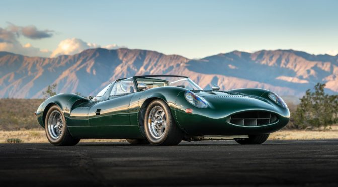 Jaguar XJ13 Tempero 1966 – USA