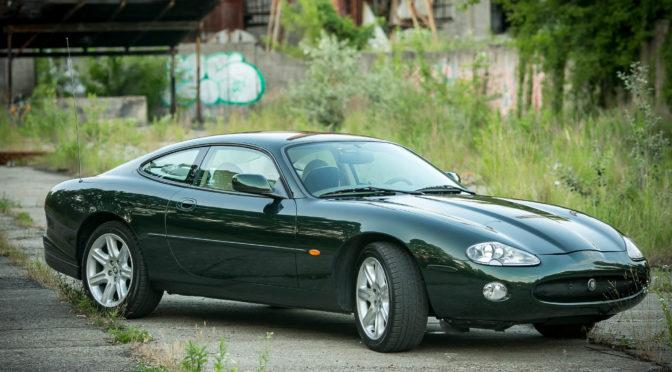 Jaguar XK8 1997 – 60000PLN – Zielonka