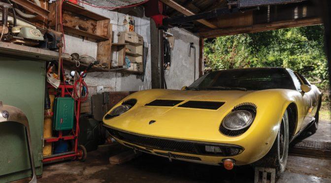 Lamborghini Miura P400 S 1969 – SPRZEDANE