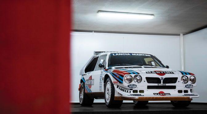Lancia Delta S4 Rally 1985 – SPRZEDANA