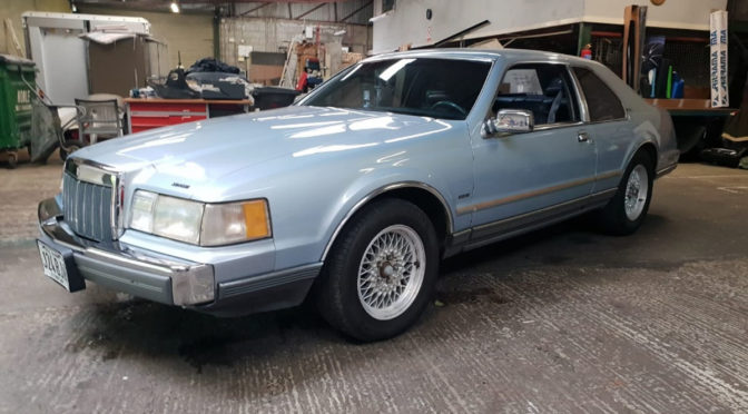 Lincoln Mark VII 1991 – 27500PLN – Wrocław