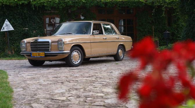 Mercedes 230.6 W114 1975 – SPRZEDANY