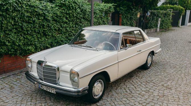 Mercedes 250 CE Coupe W114 1970 – 61000PLN – Warszawa