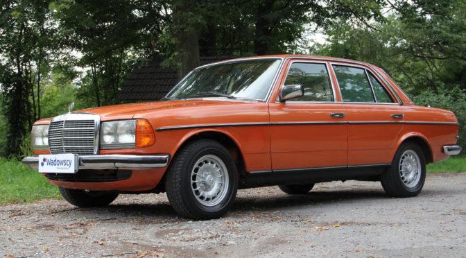 Mercedes 280E W123 1981 – 66000PLN – Gaj