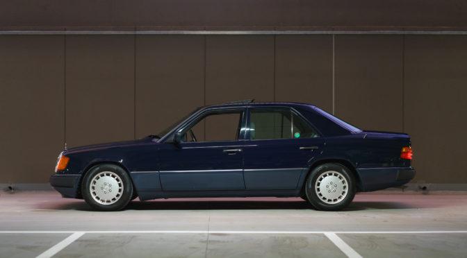 Mercedes 300E-24 W124 1990 – SPRZEDANY
