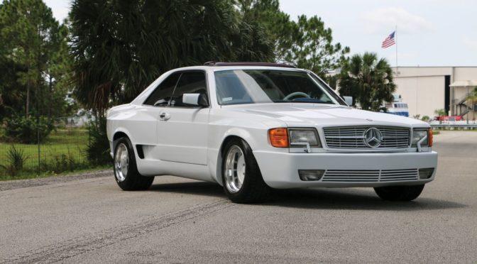 Mercedes Autosalon 2000 Super Sport 1987 – SPRZEDANY